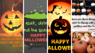 """""""Different Happy Halloween Quotes and Sayings"""""""