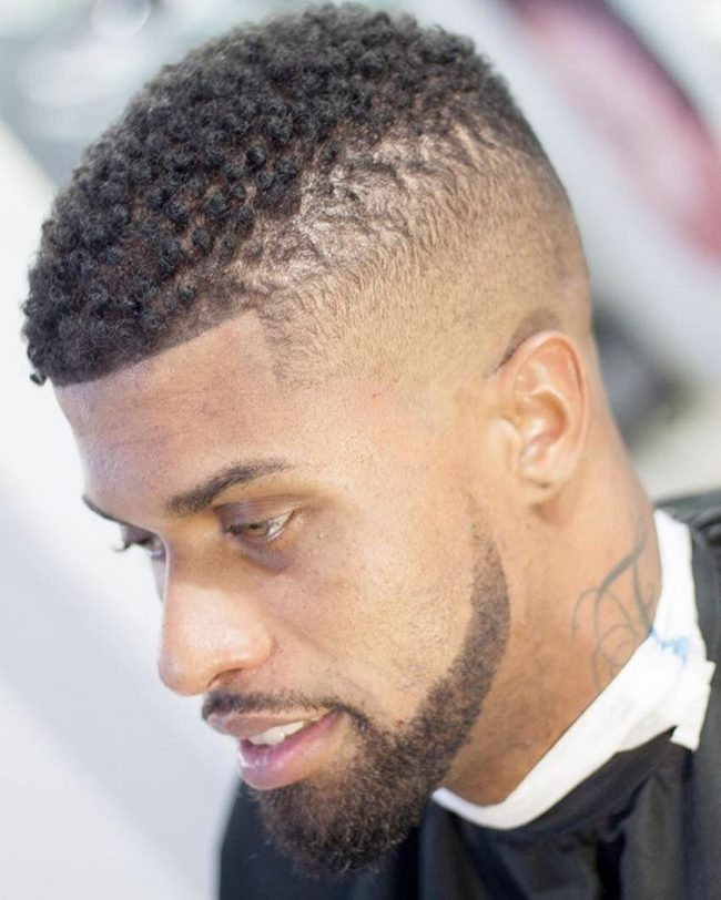 Men S Hairstyles 2020 Black Men With Curly Hair
