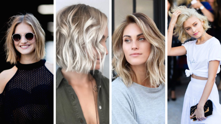 31 Stunning Examples Of Blonde Balayage Short Hair For Lovely Looks