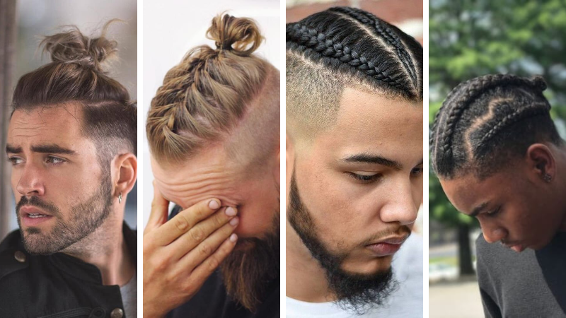 Cool Braided Hairstyle For Men With Short Hair Trend Today Your 1 Source For The Latest Trends Exclusives Inspirations