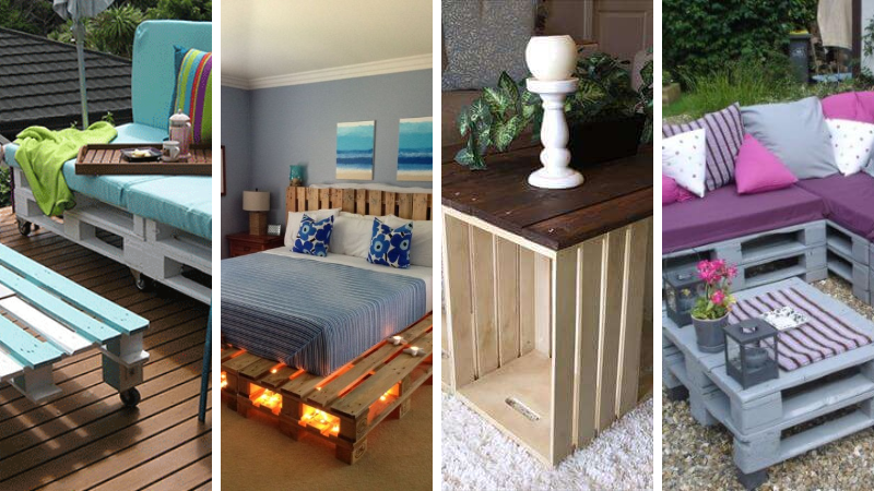 Interesting Facts About Pallet Furniture 27 Best Designs For 2020