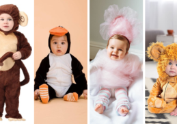 Lovely and Cute Newborn Baby Halloween Costumes Ideas