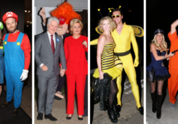 Most Iconic Celebrity Couples Costumes for Halloween