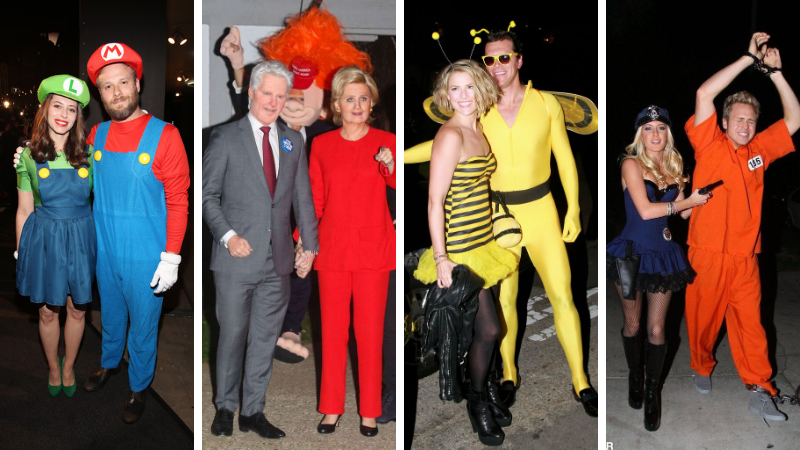 Most Iconic Celebrity Couples Costumes For Halloween Trend Today Your 1 Source For The Latest Trends Exclusives Inspirations