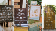 The Best And Top Wedding Hashtag ideas And Tips
