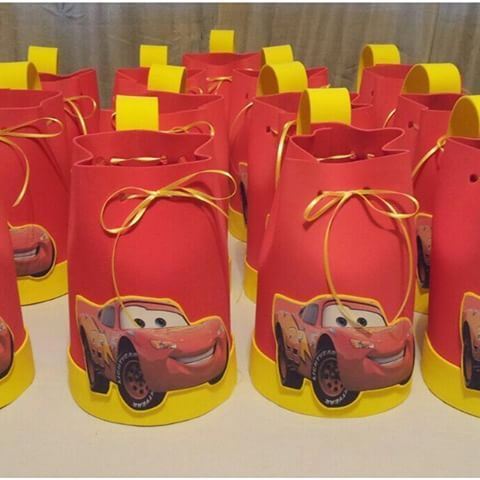Cars 3 themed children's party