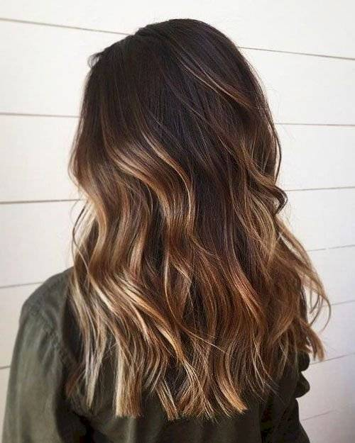 Haircuts to refine your face - long layers