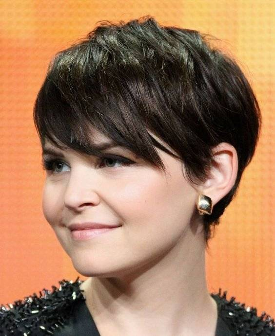Haircuts to refine your face - pixie
